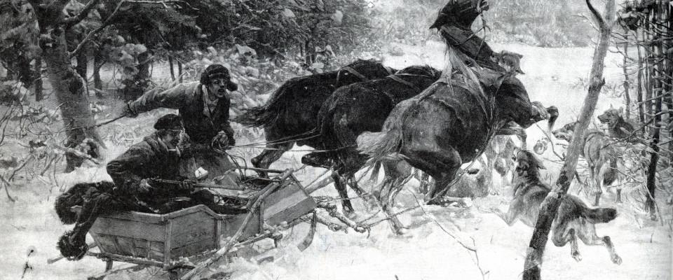 Alfred Wierusz-Kowalski 1849-1915